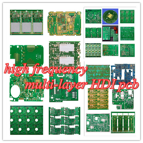 high quality FR4 2.0mm double-sided pcb board