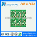 double side 2 layer mp4 printed circuit board