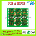 Green Mask printed circuit board uses with 2 Layers 5mil 35um