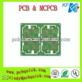 High Frequency Copper PCB Boards with 2 Layer Rogers 4350B FR4
