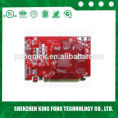Red solder mask pcb board manufacturer in Shenzhen