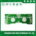 China 2oz FR4 pcb, 2 layer hal lead free pcb importer