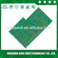 Alibaba express, 2 layer double sided pcb ,enig pcb