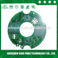 Rogers 4350B PCB , High Frequency PCB , 2 Layers For Military