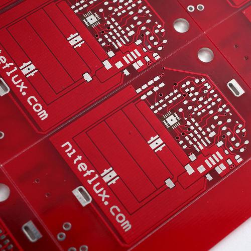 Изготовление печатных плат с двусторонней двусторонней печатью с использованием прототипов в течение 24 часов