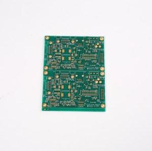 Двухсторонняя печатная плата PCB с погружным золотом