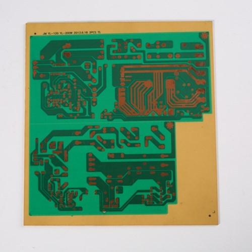 Изготовитель прототипа печатной платы: Индивидуальная печатная плата с однослойным печатным платой и печатная плата