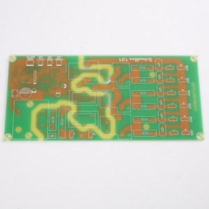 FR4 Single Layer PCB with Quick Turn Service