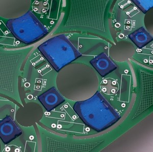 FR4 Multilayer PCB Manufacturing with Peelable