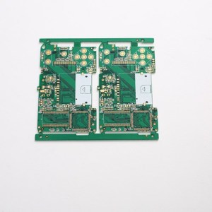 6 Layer PCB Printed Circuit Boards with Factory Price