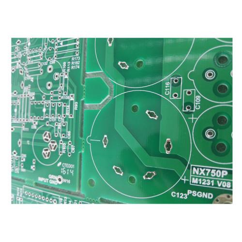 FR4 1,6 мм Многослойная доска с двухсторонней печатной платой