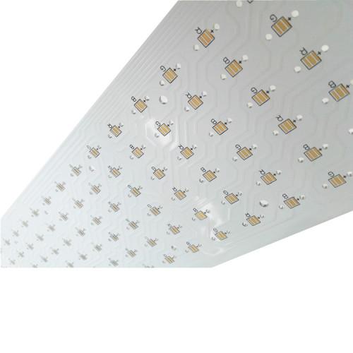 Плата печатной платы RGB LED с алюминиевым материалом