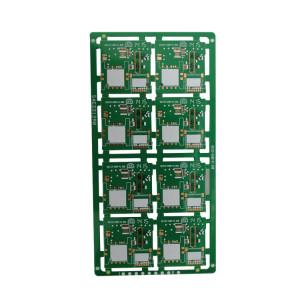 FR4 0.4mm 4layer PCB Circuit Board для мобильного телефона