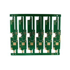 4layer PCB Circuit Board With Impedance Control for pcbquick