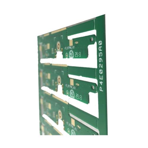 4-слойная печатная плата PCB с контролем импеданса для pcbquick