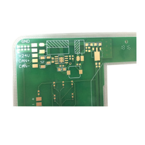 FR4 1.6mm Depth Control Routing Circuit Bard