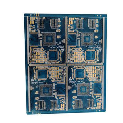 Impedance Control Circuit Board with Plating Half Holes Technics