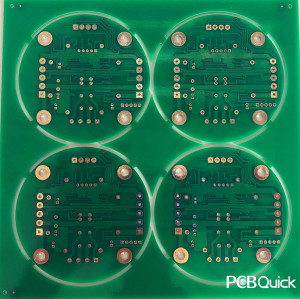 FR4 Double Sided LED PCB Board for pcbquick