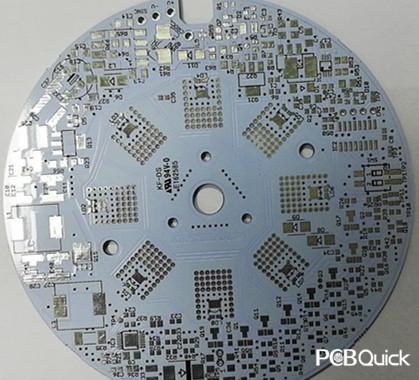 Печатная плата PCBquick для аварийных сигналов