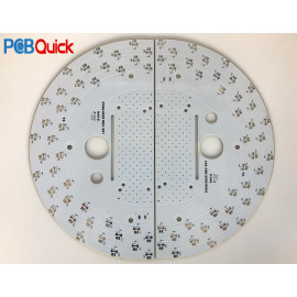 FR4 Single-Sided PCB led board for pcbquick