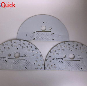FR4 Single-Sided PCB led circuit board for pcbquick