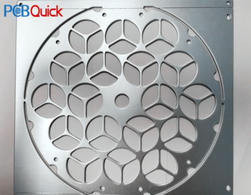 светодиодная алюминиевая печатная плата для pcbquick
