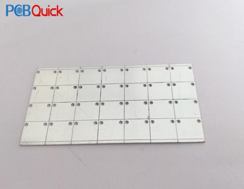 Односторонняя алюминиевая печатная плата для pcbquick
