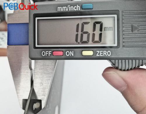 Счетчик часов FR4 для pcbquick