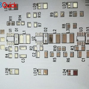 printed circuit board high power led pcb design for pcbquick