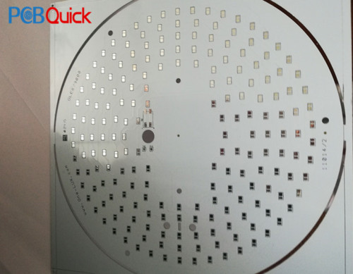 Large LED circuit board for pcbquick