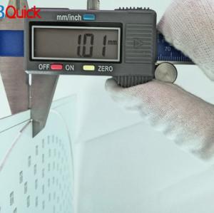 Large LED circuit board aluminum PCB manufacturer for pcbquick