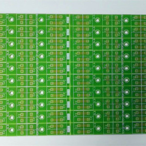FR4 Single Layer PCB With LED Board