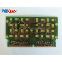 Double Sided PCB With CUT-OUT for pcbquick