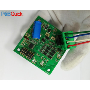 Communication Product pcb assmebly for pcbquick
