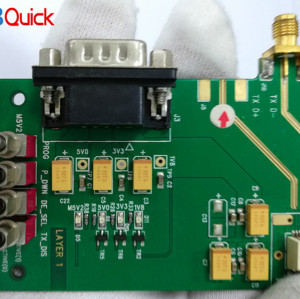 Industry Control System pcb assmebly for pcbquick
