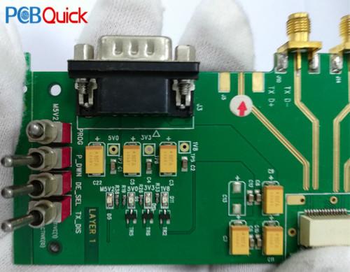 Система управления промышленностью pcb assmebly для pcbquick