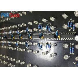 Изготовление прототипов печатных плат: сборка печатных плат светодиодного светофора