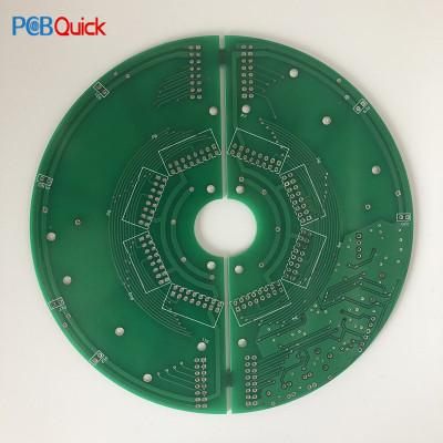 Лучшее качество, настроенное на 94v0 rohs жесткая печатная плата для shenzhen pcb производитель
