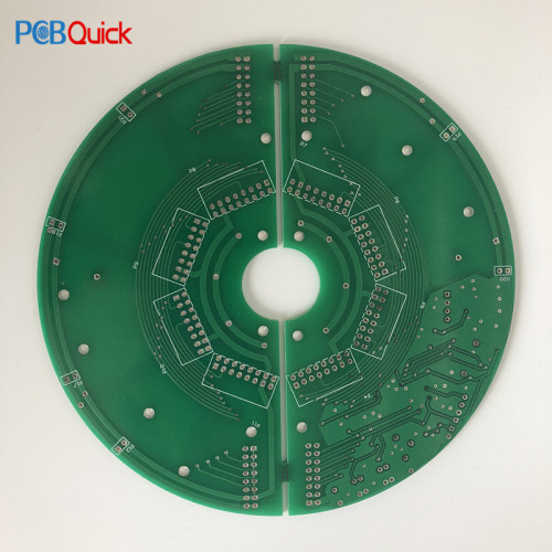 Best quality customized 94v0 rohs rigid printed circuit board for shenzhen pcb manufacturer