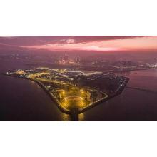 Challenging project: lighting project of the ZhuHai-Hong Kong-Macao bridge