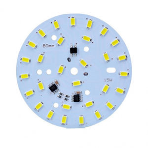 Customized Round LED and Strip LED PCB