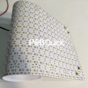 PCB prototype manufacturer: Custom-made LED light panel pcb