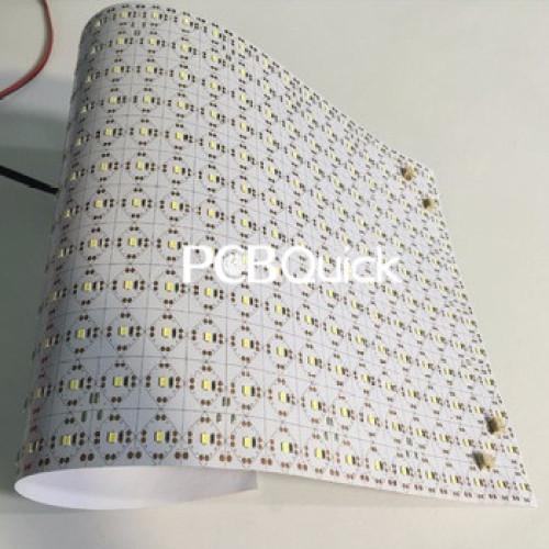 PCB prototype manufacturer: Custom-made LED light panel pcb