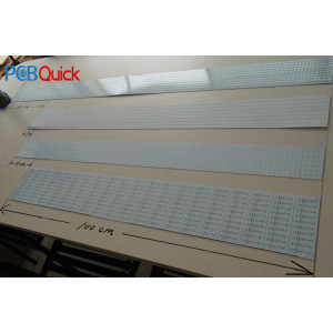 1500mm Long LED Aluminum PCB Board