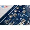 Double Layer Blue Soldermask HAL-Free PCB Board ​