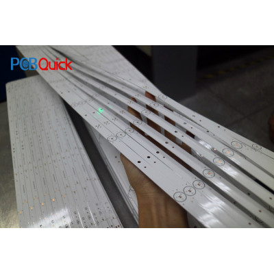 1200mm Single-sided LED light Al PCB