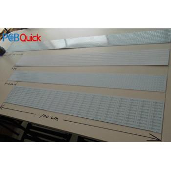 1200mm Single-sided LED light Al PCB