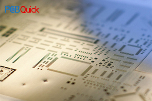 PCB Stencil Without Aluminum Frame for pcbquick
