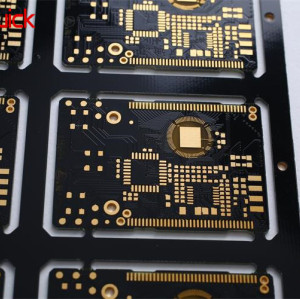 custom print pcb board with ENIG