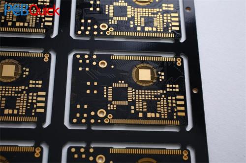 custom print pcb board with ENIG